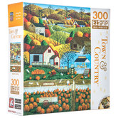 Town and Country Puzzles